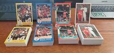 Michael Jordan & LeBron James RC Lot. REPRINTS. RP 1986 Fleer, 2003 Topps & Star