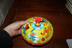 / / Game/Toy Vintage Router For Baby - disney/Mickey - Donald