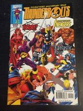 Thunderbolts#12 Incredible Condition 9.4(1998) Avengers, Fantastic Four App!!