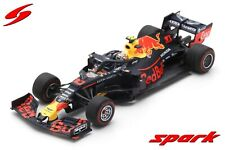 Spark S6077 1/43 2019 RedBull Honda Racing RB15 Pierre Gasly F1 Model