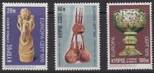 Cyprus 1976 #445-47 Europa Issue (Set of 3) - MNH