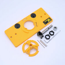 35mm Hinge Jig Drilling Set Guide Hole Puncher Hole Locator DIY Woodworking Tool
