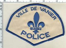 Ville de Vanier Police (Canada) Shoulder Patch from the Early 1980's