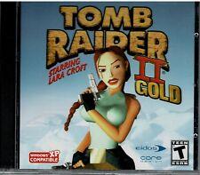 Tomb Raider II 2 Gold PC Brand New Win10 8 7 XP