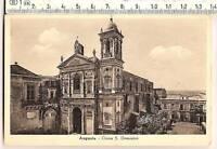 cartolina Sicilia- Augusta Chiesa S.Domenico- SR CC1236