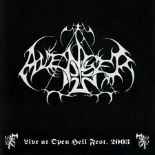 AVENGER - Live At Open Hell Fest 2003 - CD