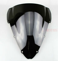 Windshield Windscreen For Honda CBR600 F4I 2005 2006 2007 2001-2007 Black