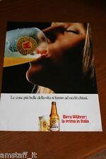 BG17=1972=BIRRA WUHRER BEER=PUBBLICITA'=ADVERTISING=WERBUNG=