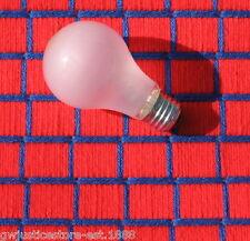 100 watt incandescent LIGHT BULB ban A19 inside frost 100w LONG LIFE 20,000 hour