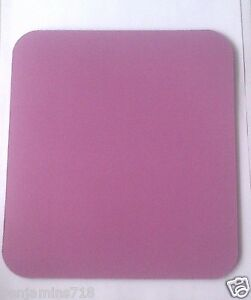 Large Mouse Pad Square for Gaming Laptop Desktop Computer Pink Fellowes Purple
