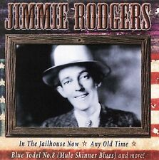 "JIMMIE RODGERS, CD ""Blue Yodel No. 1(T For Texas)"" NEW SEALED"