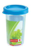 Emsa Snap & Close Superline Plastic Transport Mug Fresh Seal Container