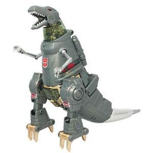 Transformers Masterpiece GRIMLOCK Complete Dinobot Tru Figure