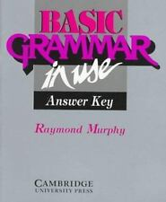 Basic Grammar in Use Student's book: Reference and Practice for Students of Engl