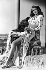 "New 5x7 Photo: Actress Rita Hayworth in her Signature Role as ""Gilda"", 1946"