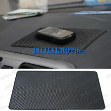 Black Sedan Mobile Cell Phone Sticky Holder Dashboard Sliding Anti Slip Pad Mat