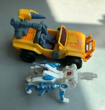 Botcon 2010 Transformers Turbomaster Scorch /& Shattered glass Ravage New G2