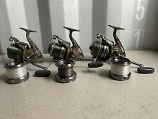 CARP FISHING TACKLE - 3 x SHIMANO 5500 XTA TRIBAL REALTREE MINI BIG PIT REELS