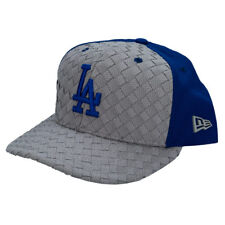 New Era Mens Los Angeles Dodgers 9Fifty Woven Cap New