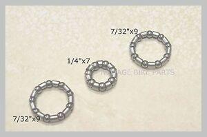 Lanturn Bicycle Wheel Bearing Retainer 3//16 inch x 7 Balls,4 Pcs Ball Bearings for Bike Front Wheel Kids//Stretch Bicycle