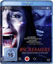 #SCREAMERS - Blu Ray Region B ( UK ) -