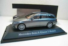 Mercedes -Benz E-Klasse T-Modell  in Selenitgrau   Norev  1:43  OVP  NEU