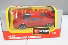 Burago 4137 Lamborghini Countach  1:43 Boxed