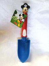 "Disney Mickey Mouse Garden Trowel Shovel Hard Plastic Sturdy 11"""