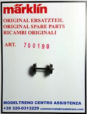MARKLIN 70019 700190 RUOTA C.A. - RADSATZ d10 4/24,8