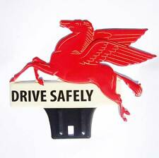 Pegasus Drive Safely Licence Topper Mobil Pegasus Oil Hot Rod VW Rat VW AAC097