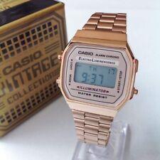 Casio Classic Digital Watch A168W Rose Gold Design Unisex Retro Vintage Melbourn