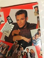 Beverly Hills 90210 Dylan McKay Doll 1991 Mattel NEW in Box Luke Perry Collectib