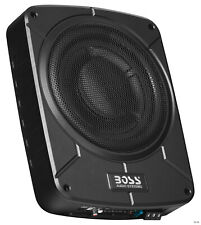 BOSS Audio Systems BAB10 Amplified Car Subwoofer - 1200 Watts Max Power, Low Pro