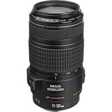 Canon EF 70-300 mm f/4.0-5.6 IS USM Lens