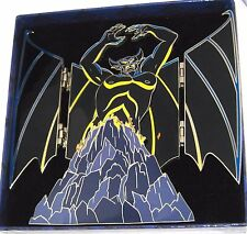 RARE LE 500 SUPER Jumbo Disney Pin✿Fantasia Evil Villain Chernabog DCL Voyage LE