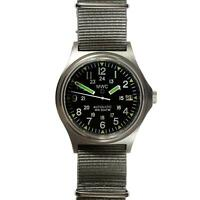 MWC G10 300m Ltd Edition Brushed Steel Automatic Military Watch