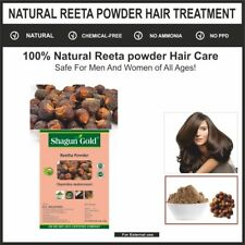 100% pure Reetha / Areetha (Soapnut) powder Ayurvedic Herb 400gm Christmas offer