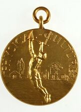 Great Britain sports gymnastics PHYSICAL CULTURE By Pinches London gilt-bronze