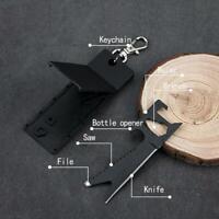 EDC Credit Card Messer für Geldbeutel Stealth Tactical Camping Outdoor-Tool