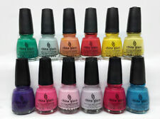 China Glaze - UP and AWAY Spring Collection 12 colors 860-871 (80930-80941)