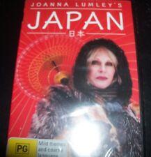 Joanna Lumley's / Lumley Japan BBC DVD (Australia Region 4) DVD - NEW