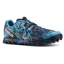 NEW Reebok Crossfit Blue Shoes - Men's All Terrain Super Or - AR0053 Mens  7.5