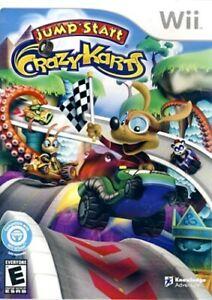 Crazy Karts - Nintendo  Wii Game