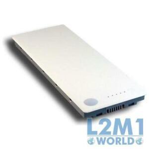 "Batteria 6 celle A1181 A1185 Bianca 5200mAh compatibile Apple Macbook 13"""
