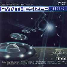 SYNTHESIZER GREATEST 17TR CD 1989 / ED STARINK (Arcade)