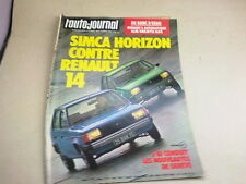 L AUTO JOURNAL - N° 4  - ANNEE  1978  *