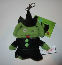 2014 Gund UGLY DOLL Wizard of Oz Stuffed Keychain Figure ~ OX WICKED WITCH ~ NWT