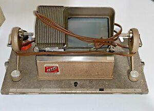 Vintage Craig Projecto-Editor 8mm Kalart Model KE-8 Film Projector Editor