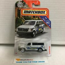 Nissan NV Van * Grey * MXB Matchbox * HE15