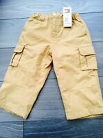 TOMMY HILFIGER BABY TODDLER BOY KHAKI TROUSER 2 YEARS 24 MONTHS